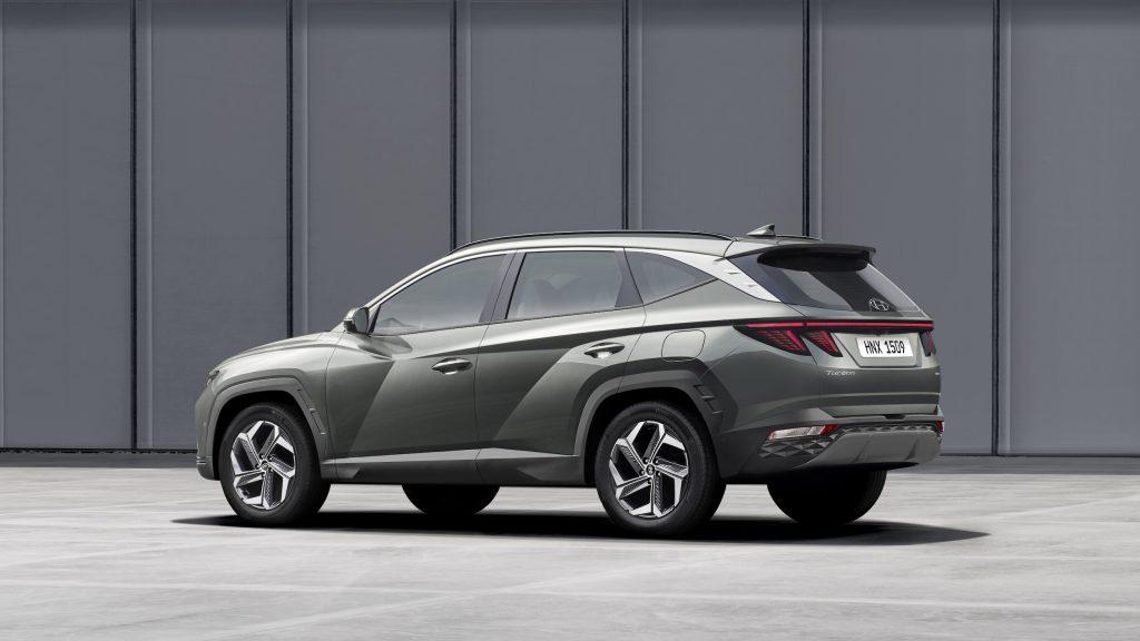 Premiera Najnowszego 2022 Hyundai Tucson Gdzie Na Witrynie Internetowej Auto W Usa